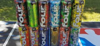 Four Loko Beer Pong Challenge 2 *Vomit Alert*
