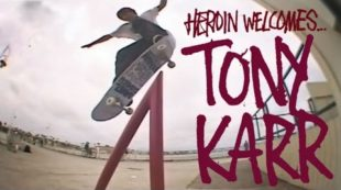 "Tony Karr's ""Welcome to Heroin"" Part"
