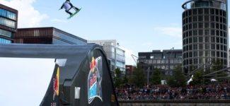 Killer Wakeboarding – Red Bull Rising High 2013