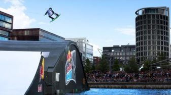 Killer Wakeboarding – Red Bull Rising High 2013
